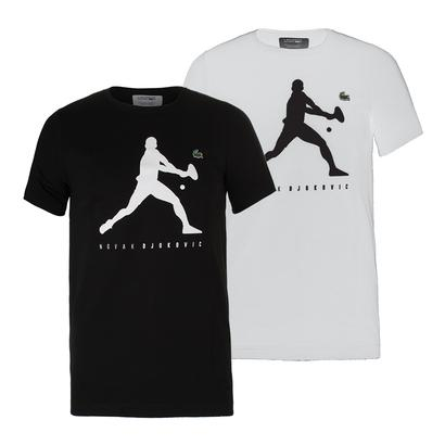 Men`s Novak Logo Tennis Tee