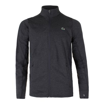 Men`s Novak Tennis Sweatshirt Pitch and Graphite