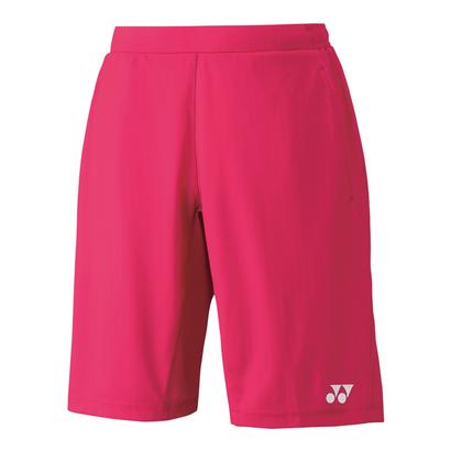 Men`s Melbourne Tennis Short Dark Pink