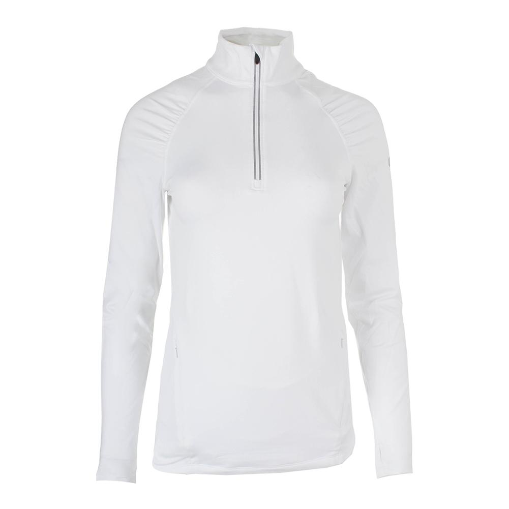 Women's Thermopolis 1/2 Zip Top Brilliant White
