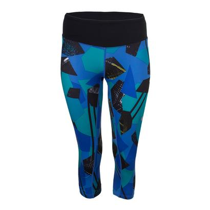 Women`s Interval Capri 2 Regatta Blue Sharp Collision