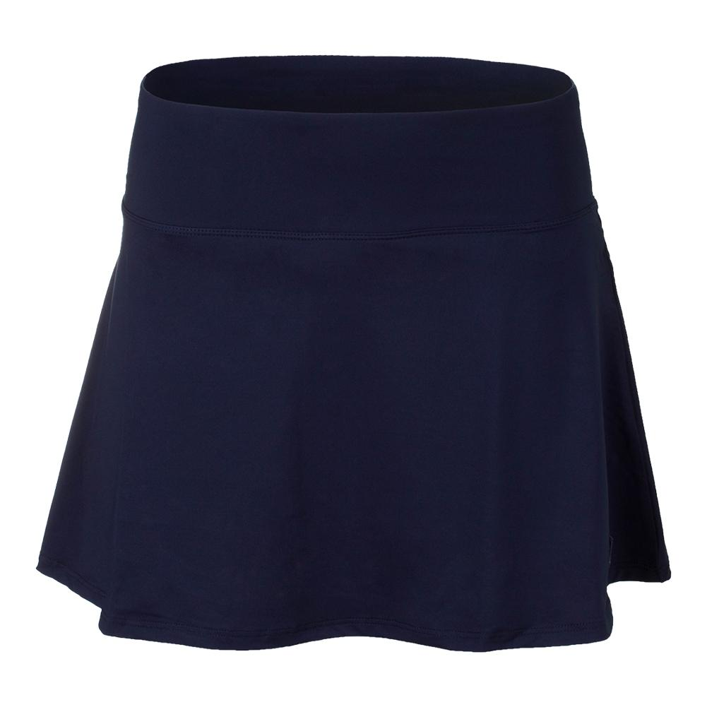 Women's Heritage Flirty Tennis Skort Navy