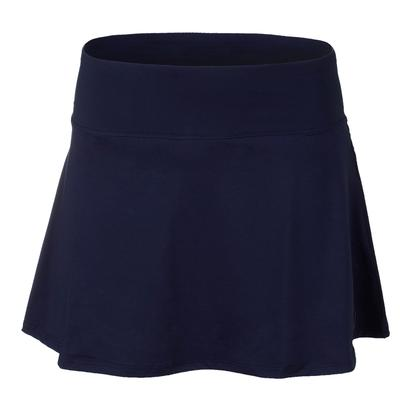 Women`s Heritage Flirty Tennis Skort Navy