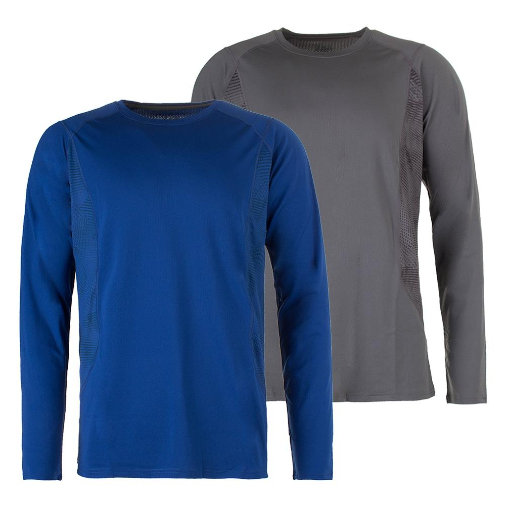 Men's Pr Lyte Printed Long Sleeve Top