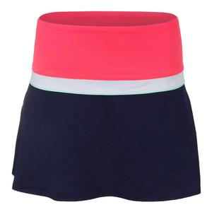 Women`s Heritage Colorblocked Tennis Skort