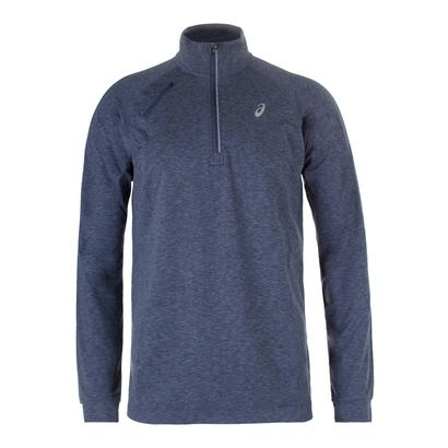 Men`s Thermopolis 1/2 Zip Top Insignia Blue Heather