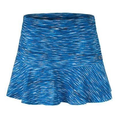 Women`s Tennis Skirt Island Print