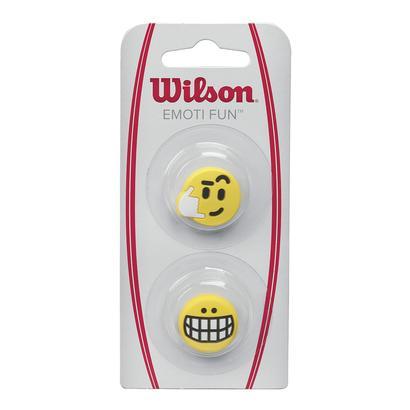 Emoti-Fun Big Smile and Call Me Tennis Dampener
