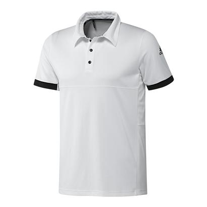 Men`s T16 CC Tennis Polo White