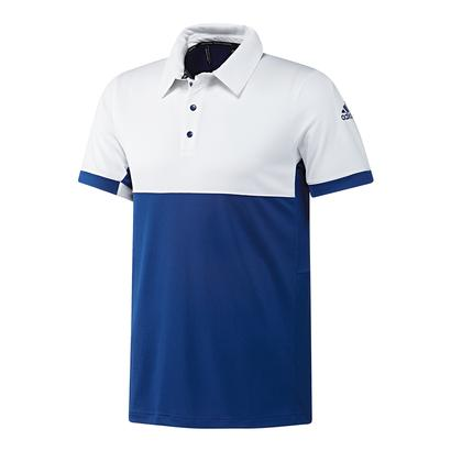 Men`s T16 CC Tennis Polo Collegiate Royal and White