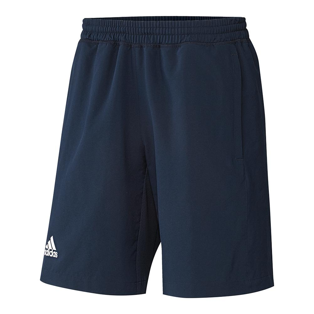Men's T16 Tennis Short Collegiate Navy