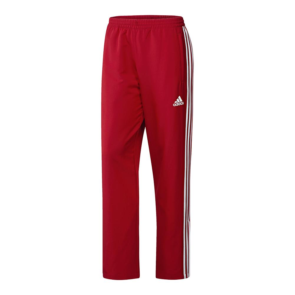 Men's T16 Team Tennis Pant Power Red