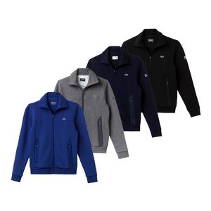 Men`s Novak Brushed Fleece Tennis Sweatshirt