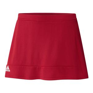 Women`s T16 Tennis Skort Power Red
