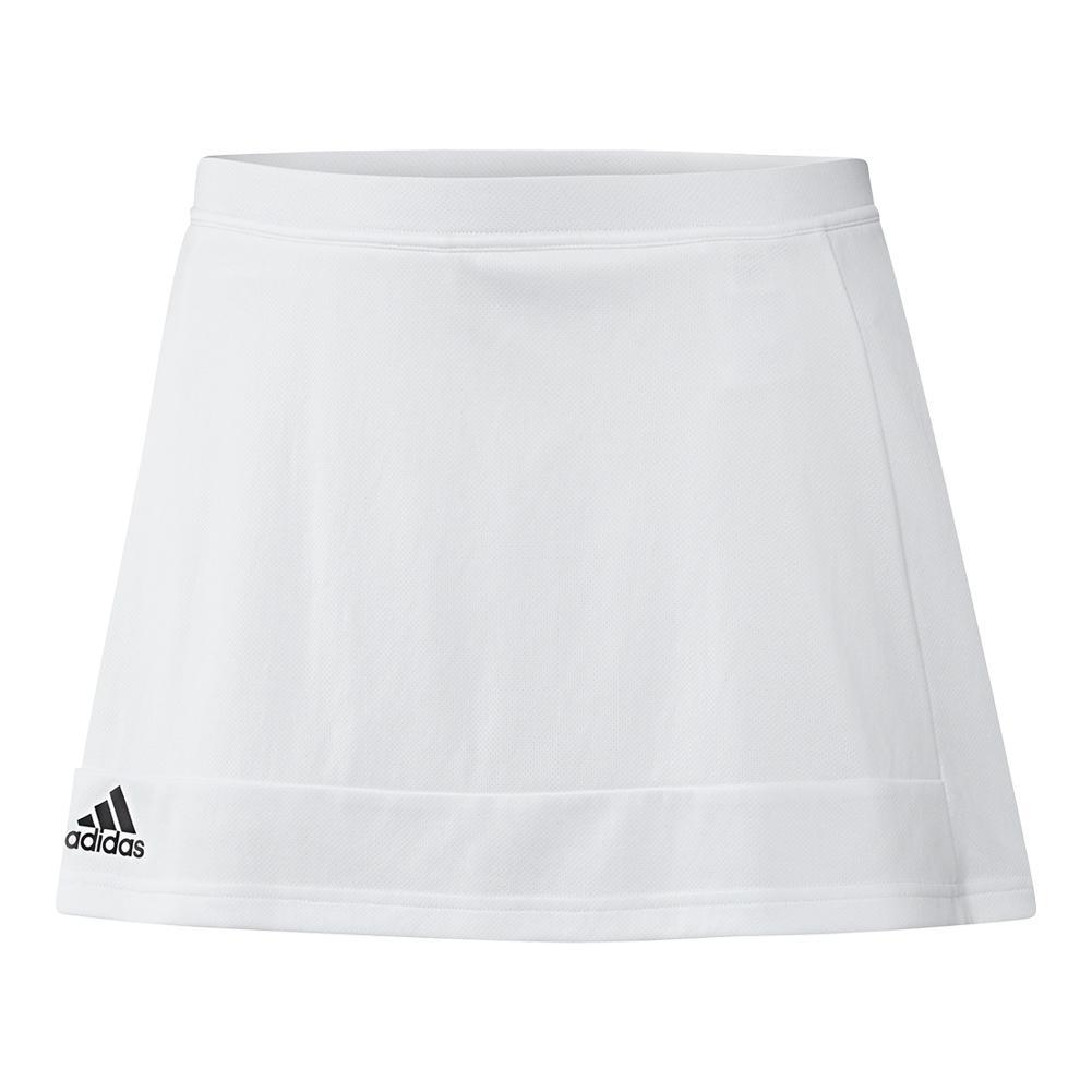 Women's T16 Tennis Skort White
