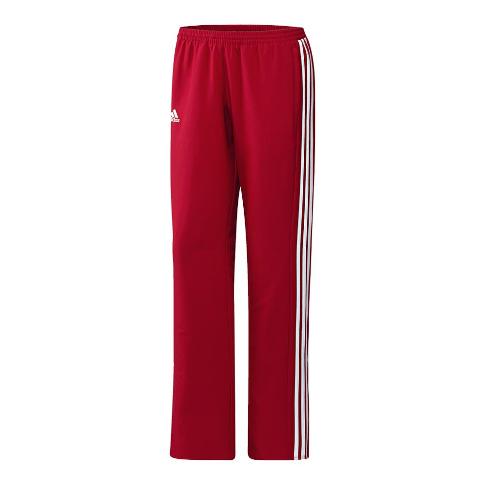Women's T16 Team Tennis Pant Power Red