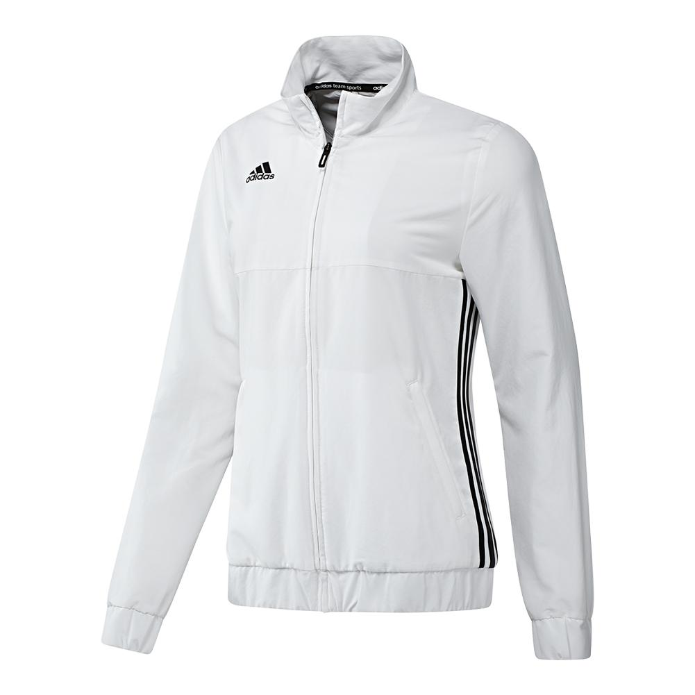 Women's T16 Team Tennis Jacket White