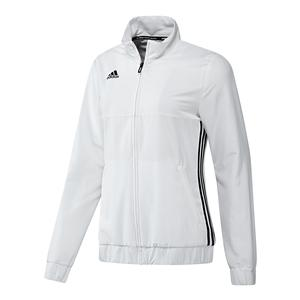 Women`s T16 Team Tennis Jacket White