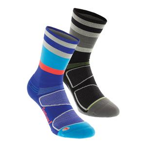 Elite Light Cushion Mini Crew Tennis Socks