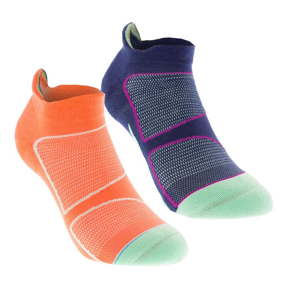 Elite Max Cushion No Show Tab Tennis Socks