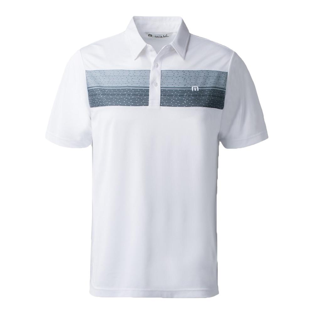 Men's Wolken Tennis Polo White