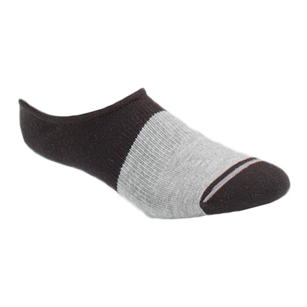 Men's Vargas No Show Tennis Socks Black