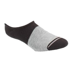 Men`s Vargas No Show Tennis Socks Black