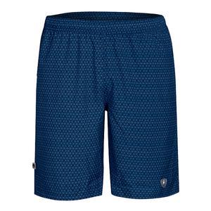 Men`s Diamond Daze Tennis Short Navy