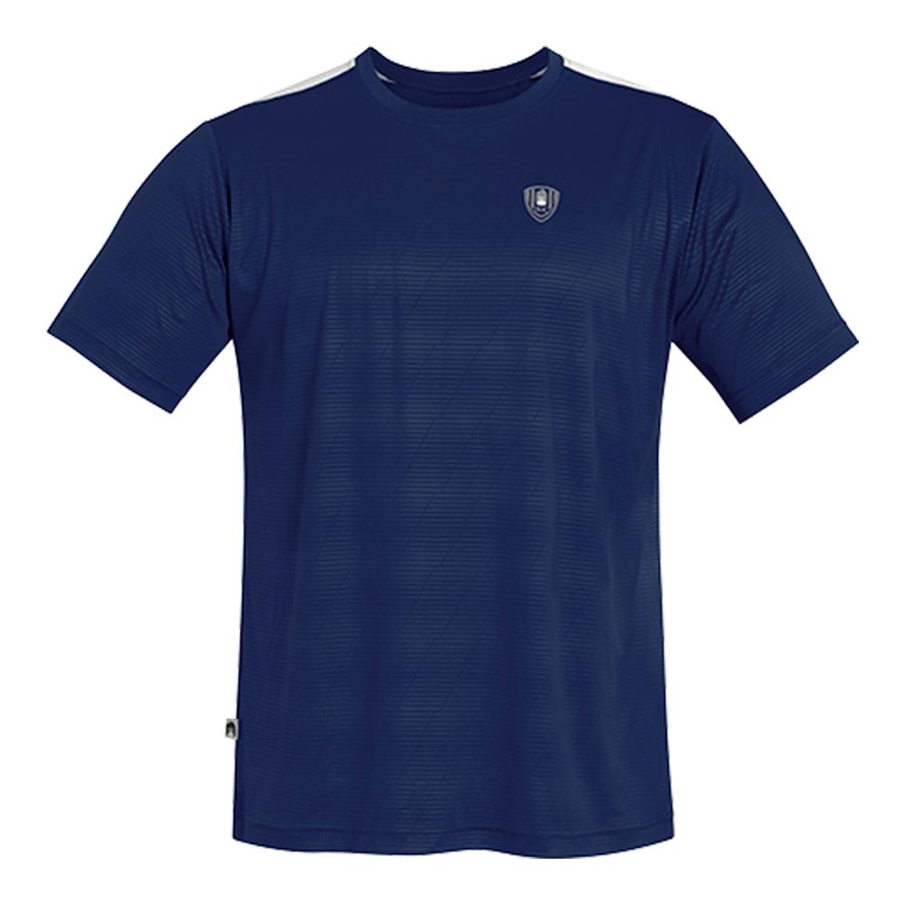 Men's Traction Performance Tennis Crew Navy