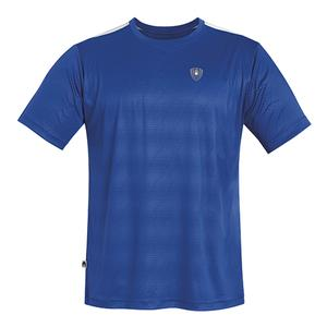 Men`s Traction Performance Tennis Crew Royal