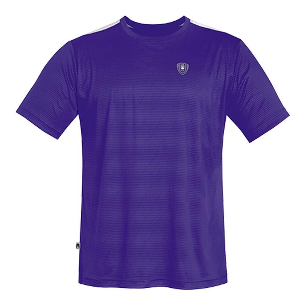 Men's Traction Performance Tennis Purple