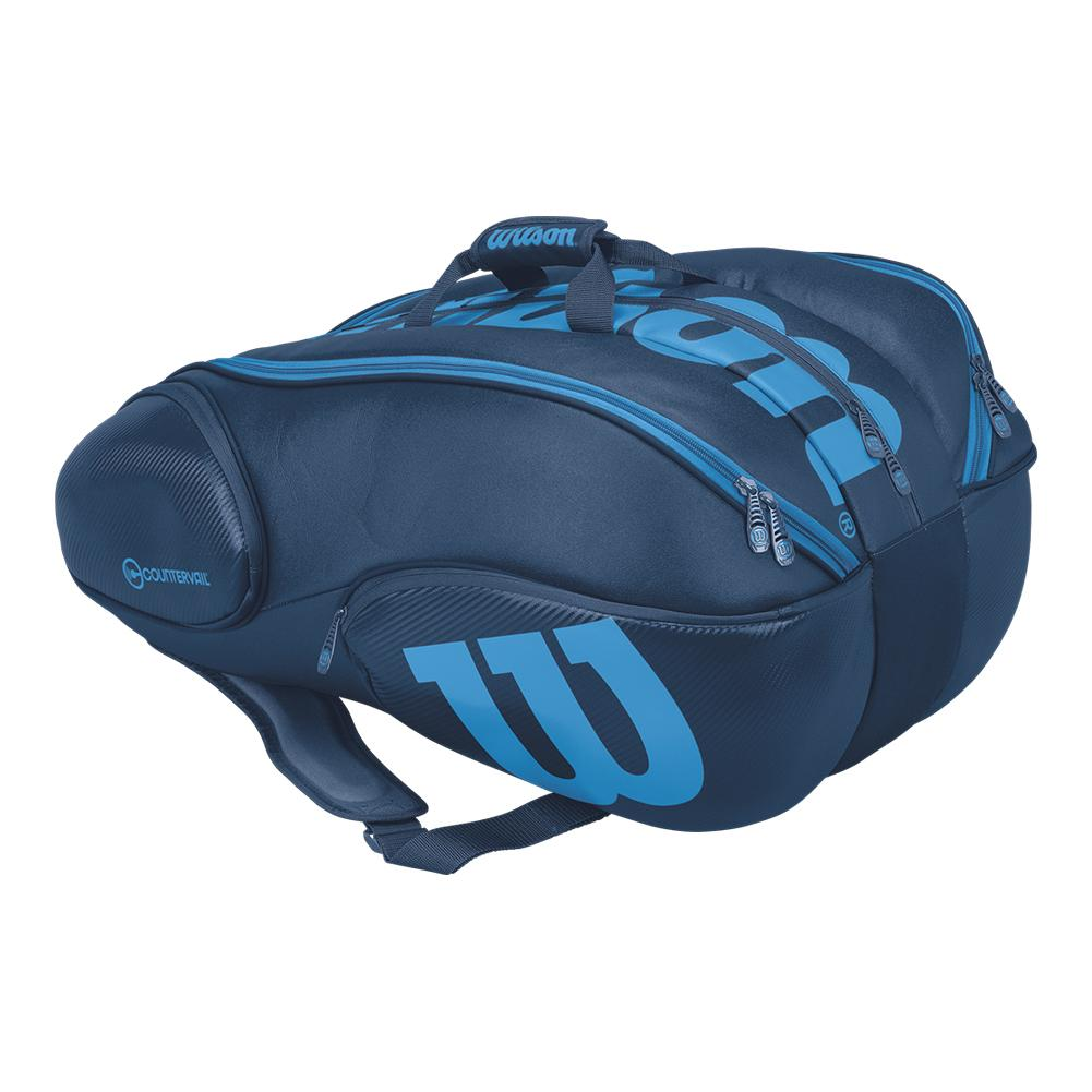 Ultra 15 Pack Tennis Bag Blue