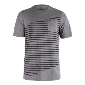 Men`s Kingston Tennis Crew Heather Alloy