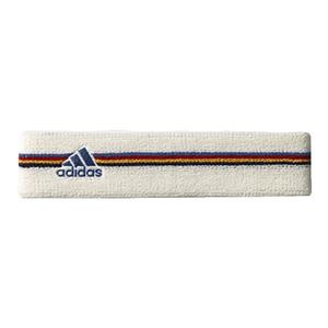 New York Pharrell Williams Tennis Headband Dark Blue and Chalk White