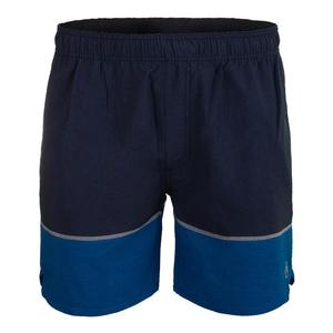 Men`s Trailhead Tennis Short Blue Nights