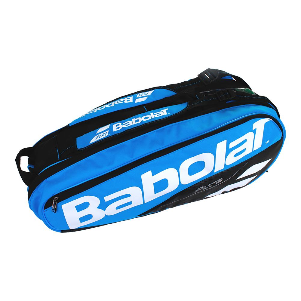 Pure 6 Pack Tennis Bag Blue