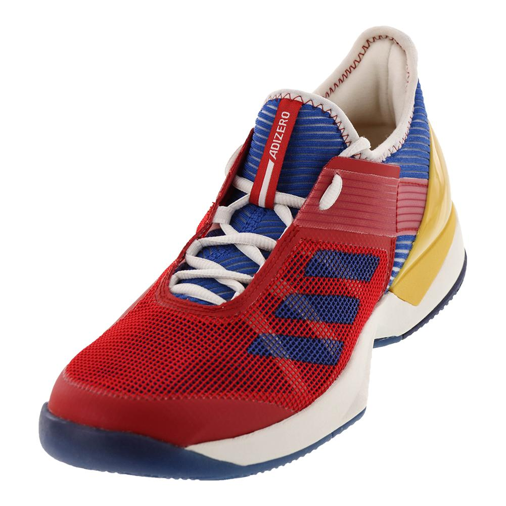 adidas Men's Barricade 2017 Pharrell Williams Tennis Shoes ...