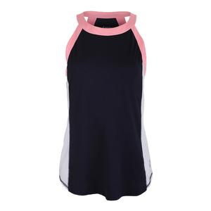 Women`s Baseline Tennis Tank Midnight