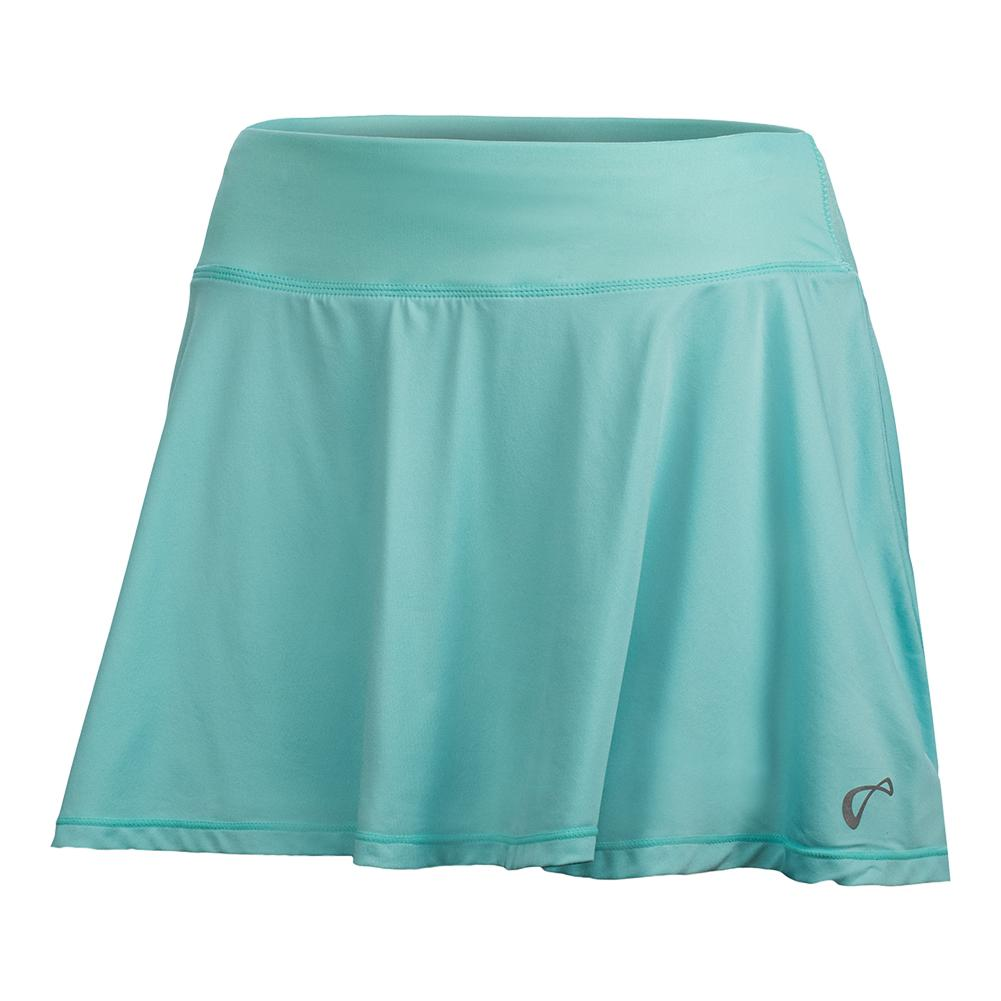 Girls ` Circle Tennis Skort Aruba