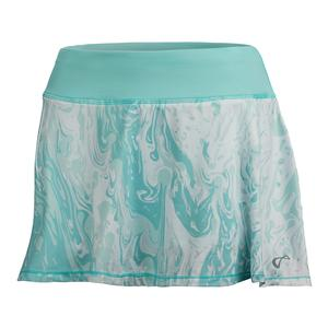 Women`s Lava Circle Tennis Skort Aruba