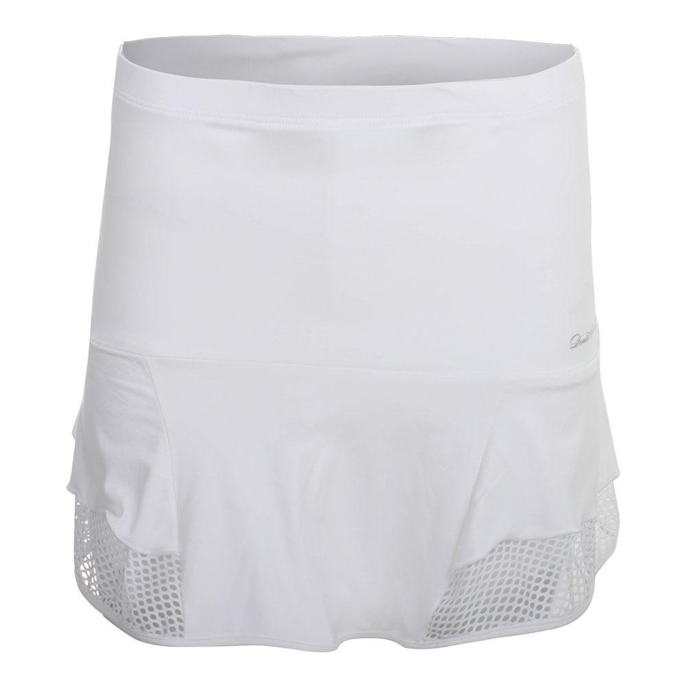 Women's Steffi Tennis Skort White