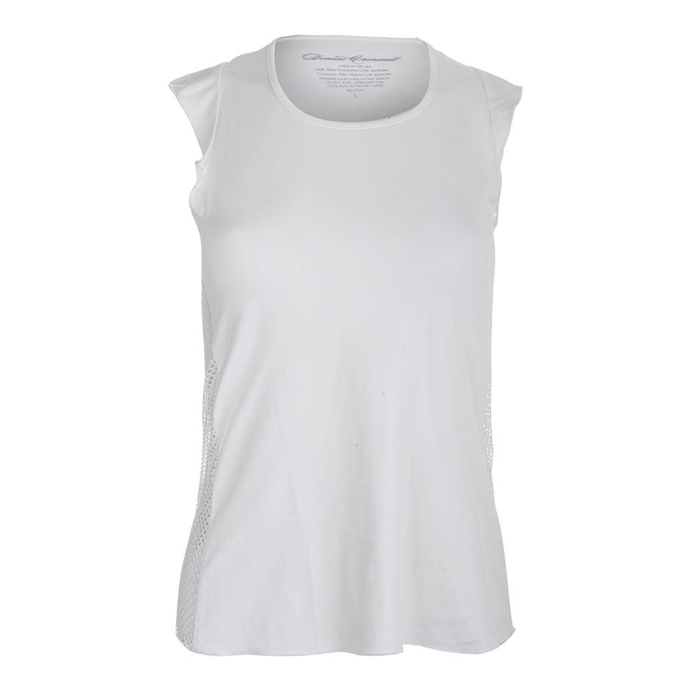 Women's Tennis Tank Top White