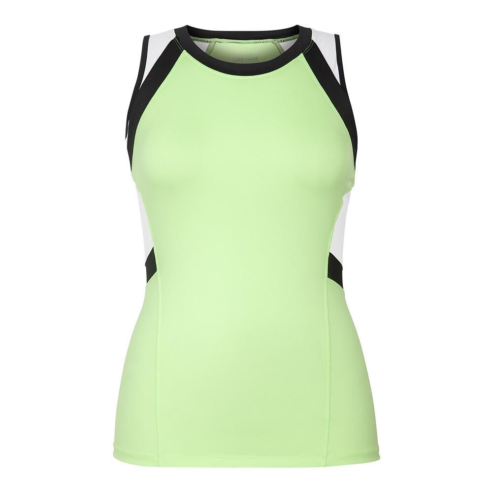 Women's Kaleena Tennis Tank Lemonade