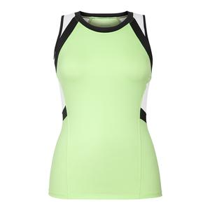 Women`s Kaleena Tennis Tank Lemonade