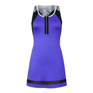 Women`s Maisie Tennis Dress Indigo