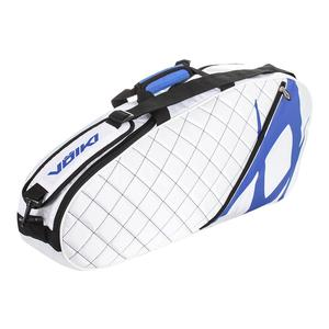Tour Pro Tennis Bag Blue and Lava