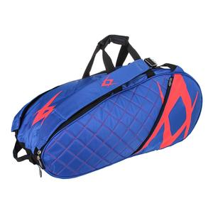 Tour Combi Tennis Bag Blue and Lava