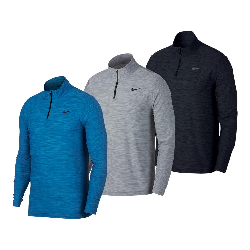 nike quarter zip. nike men\u0027s breathe quarter zip long sleeve top nike k