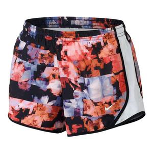 Girls` All Over Print Tempo Dry Short