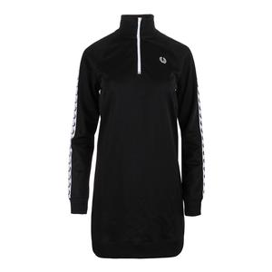 Women`s Taped Track Dress Black